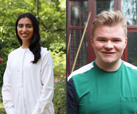NEWS: Get to know – Groundwork Trustees' Faiza and Jack