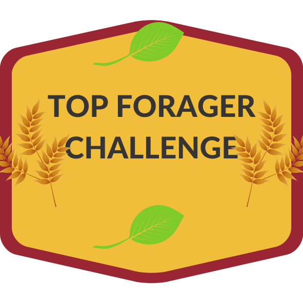 Top Forager challenge