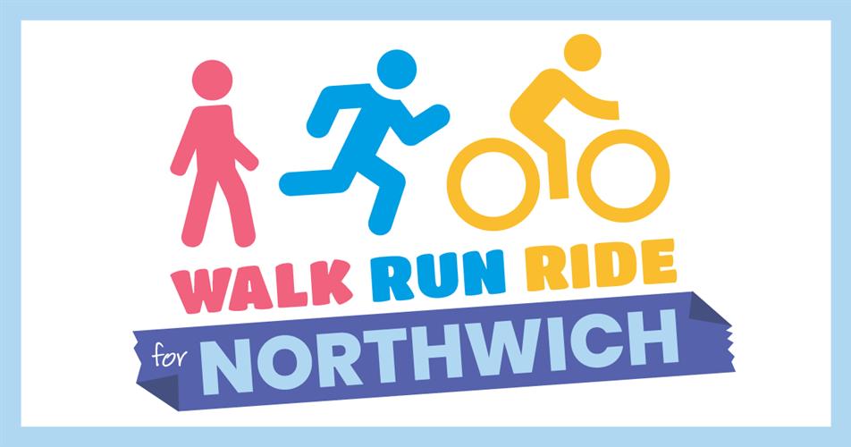 Northwich Walk Run Ride Logo