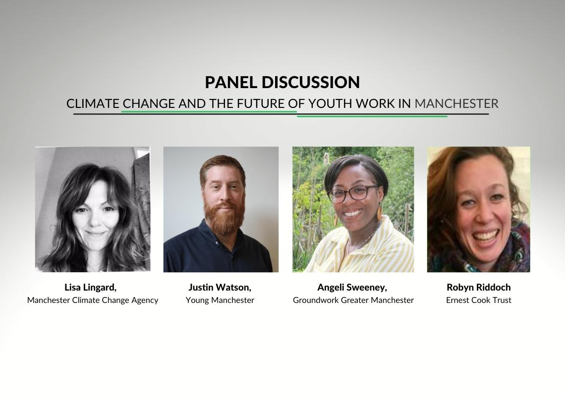 EVENT: Youth work in the Climate Emergency