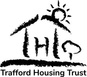 Trafford Housing Trust THT logo