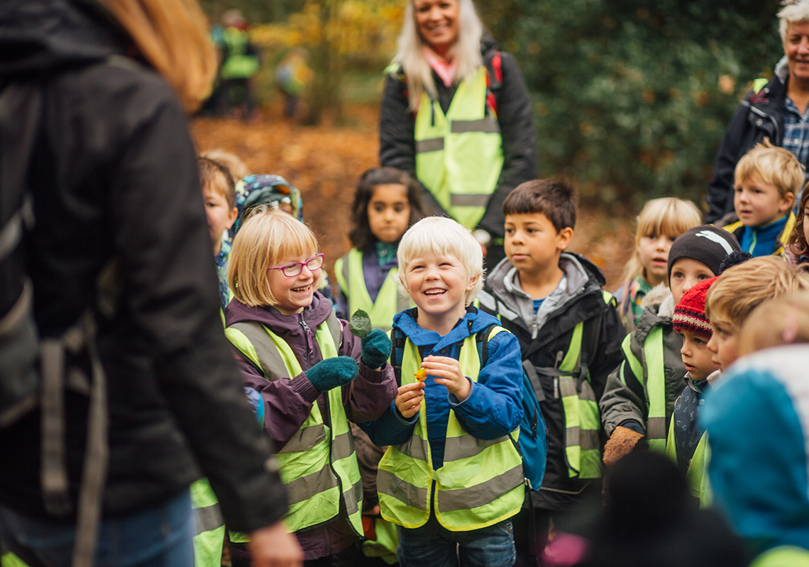 NEWS: Pioneering 'Nature Friendly Schools' to boost children's learning and well-being at a critical time