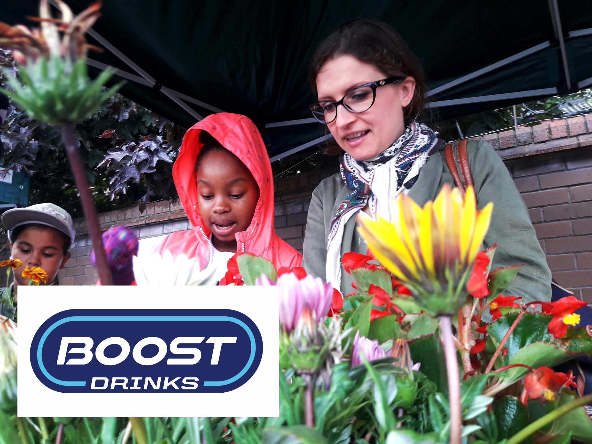 Boost - Choose Now, Change Lives
