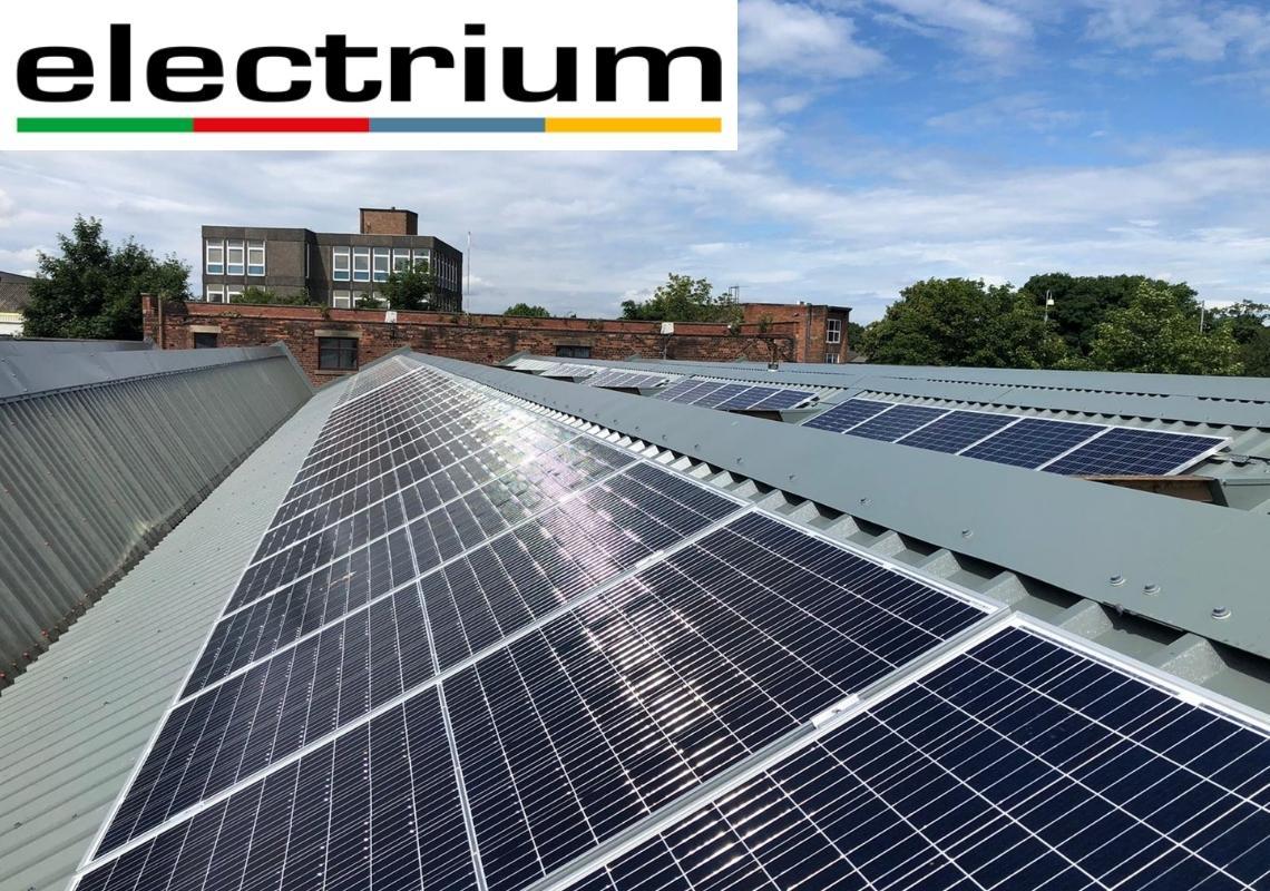 Electrium Awarded Seasoned level in Sustainable Business Initiative