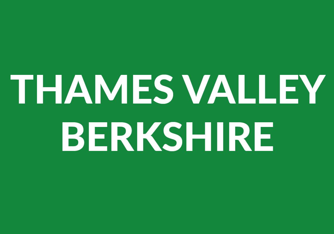 Thames Valley Berkshire