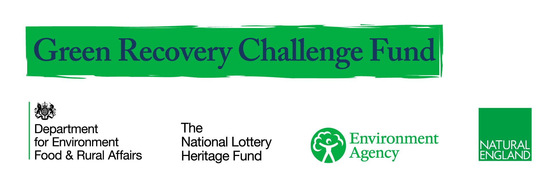 Green Recovery Challenge Fund Logo