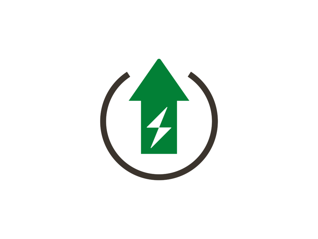 Energy top up icon