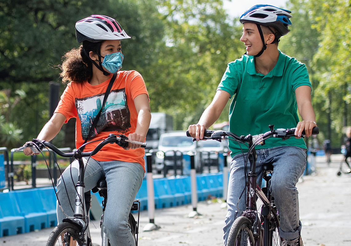 NEWS: Walking and Cycling Grants London Launched!