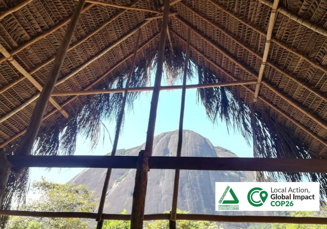 BLOG: What can we learn about sustainability from the indigenous people of the Amazon?