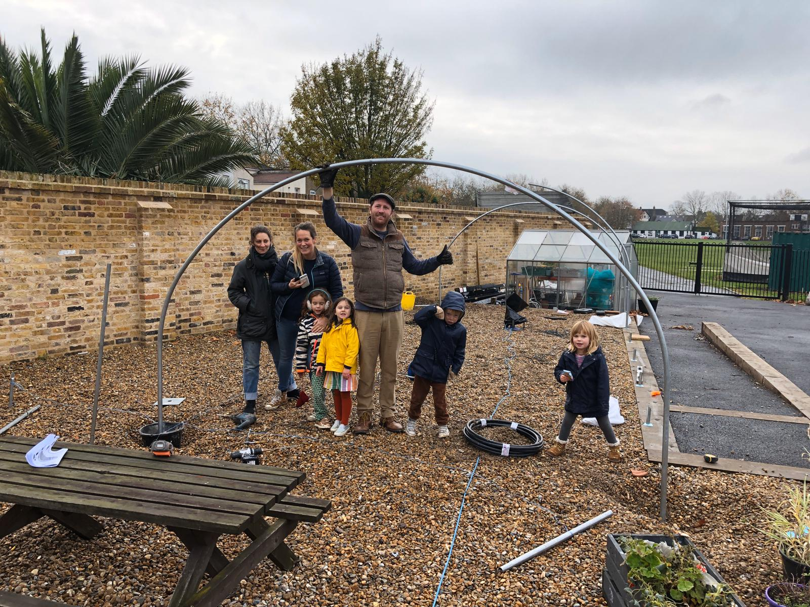 Leyton Boundary Community Garden